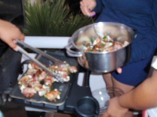 La Paloma: Grilling