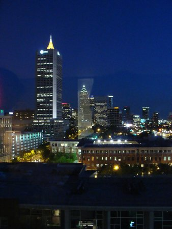 Renaissance Atlanta Midtown Hotel : Lovely view of Atlanta