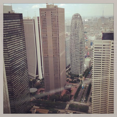 Tokyo Metropolitan Government Office : top