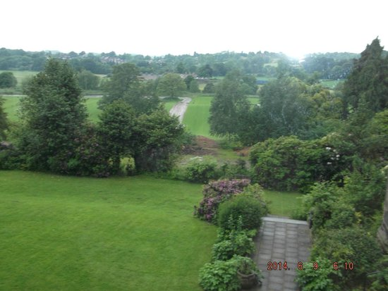 Makeney Hall Hotel: More views from room 20