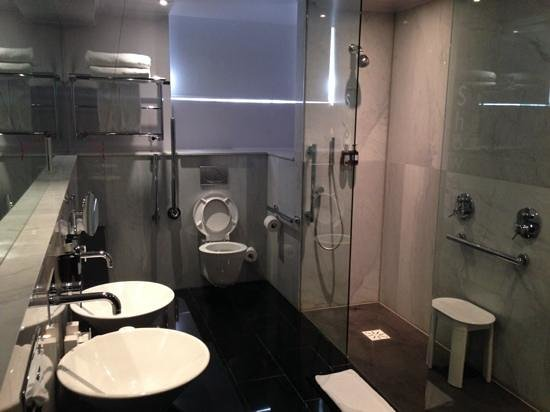 The May Fair Hotel: Ensuite facilities