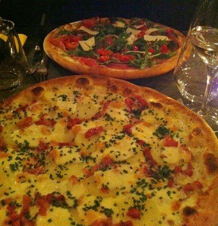 Geoffroy l'Olive: Diner