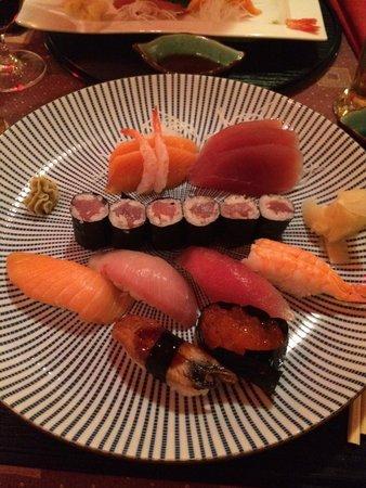 UME sushi mix