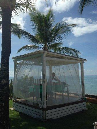 Mar Paraiso Resort: Área de massagem