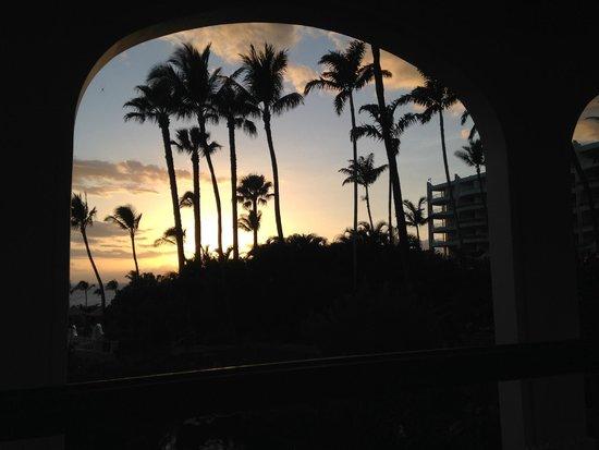 Fairmont Kea Lani, Maui: Lounge