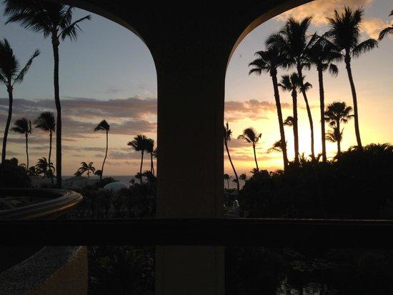 Fairmont Kea Lani, Maui: Lounge View