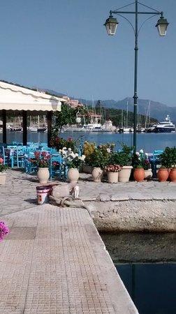 Meganisi Villas: Vathy Harbour
