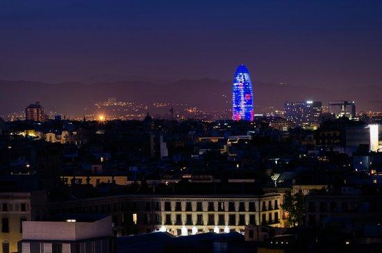 Barcelo Raval: Ausblick