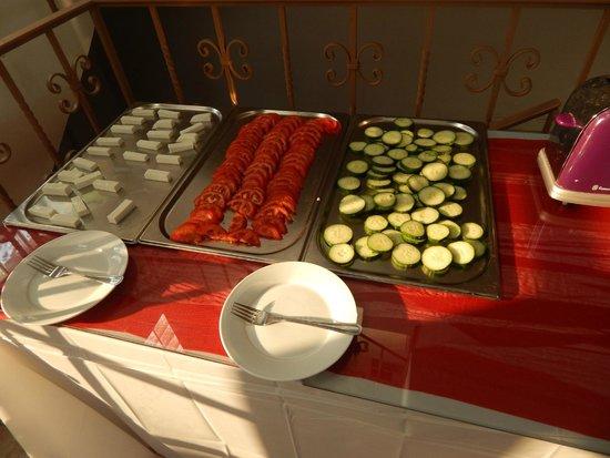 Hotel Pelagia Bay: le buffet