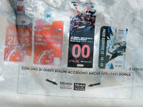 Misano Circuit : Ricordi..... Mondiali