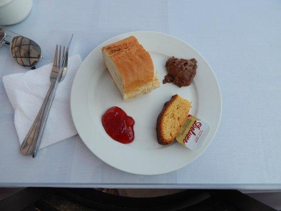 Hotel Pelagia Bay: le petit déjeuner