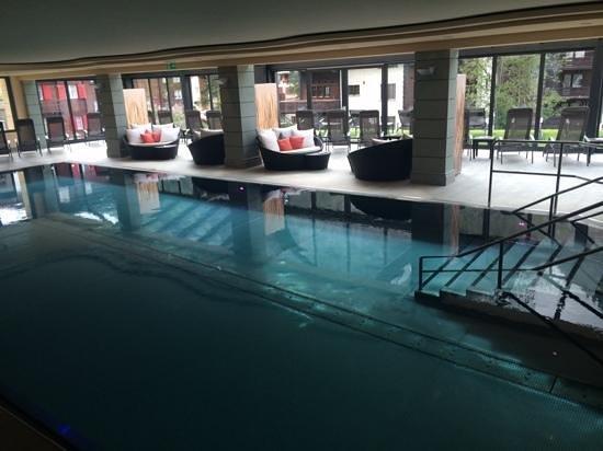 Parkhotel Beau Site: Spa!
