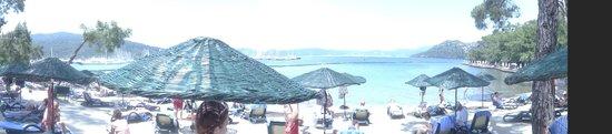 TUI Sensimar Marmaris Imperial Hotel : Beach