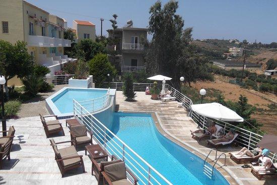 Hotel Pelagia Bay: le jour