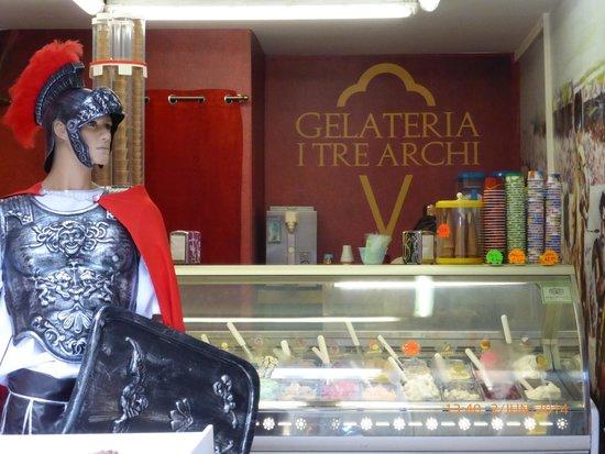 Gelateria I Tre Archi: heladería