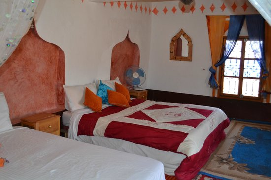 Dar Timitar: notre chambre