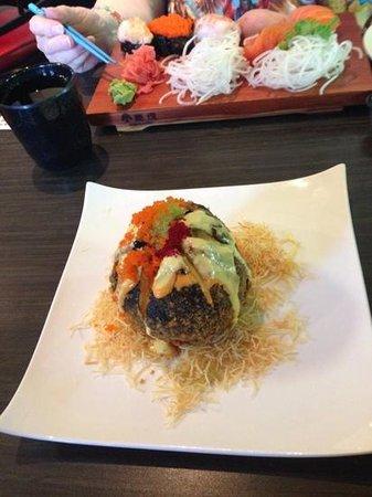 Sushi Oyama: the Black Pearl