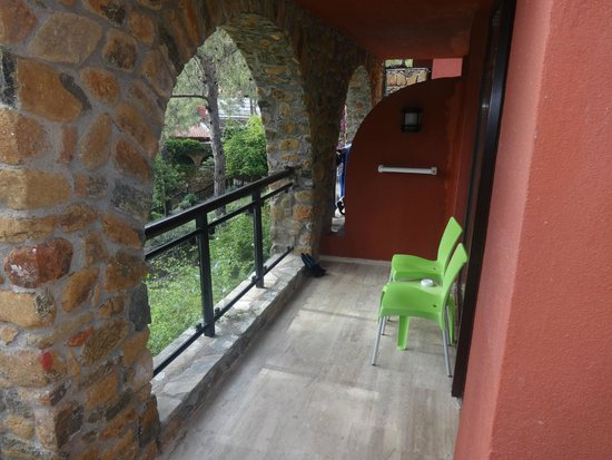 TUI Sensimar Marmaris Imperial Hotel : Balcony