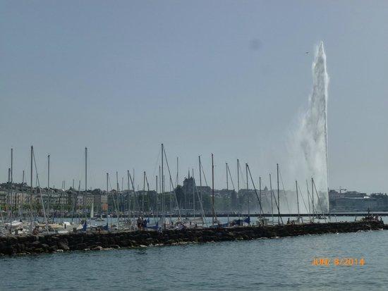 Lac Léman (Lac de Genève) : Lake Geneva