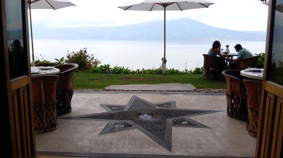 La Vita Bella Hotel Holistico: Que vista!!!