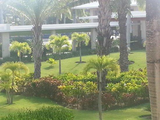 Barcelo Bavaro Palace : Lobby area near our room