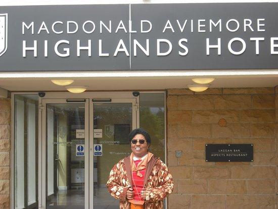 Macdonald Aviemore Hotel at Macdonald Aviemore Resort : Aviemore