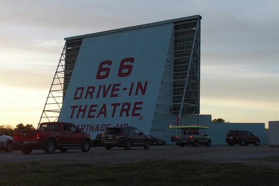 66 Drive-In Theatre: 66Drive-in Carthage