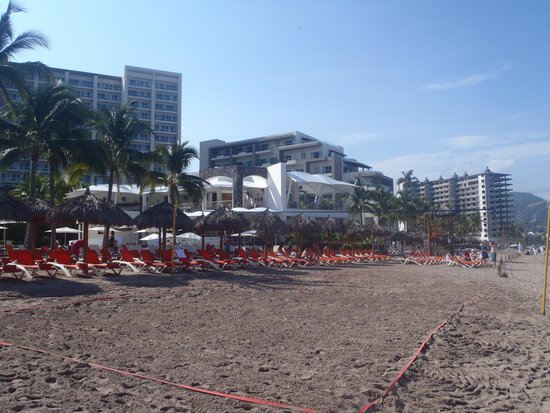 Now Amber Puerto Vallarta: Beach
