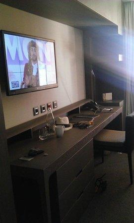 InterContinental Marseille - Hotel Dieu: bureau