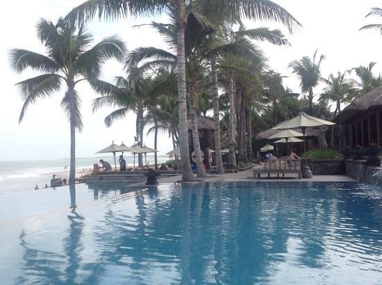The Legian Bali: pool area