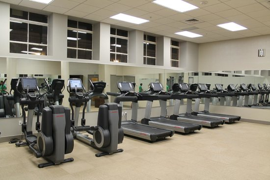 Hyatt Centric French Quarter New Orleans: 24 hour Fitness Center