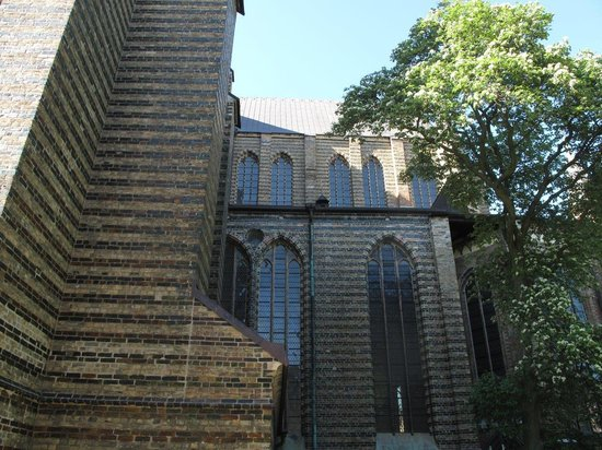 Sankt Marien Kirche: St.Mary's Church in Rostock