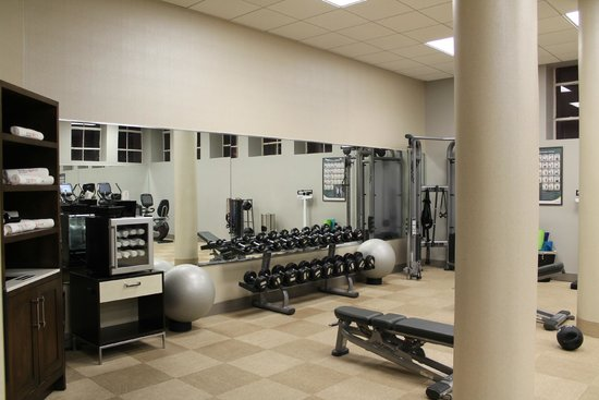 Hyatt Centric French Quarter New Orleans: 24 hour fitness facility