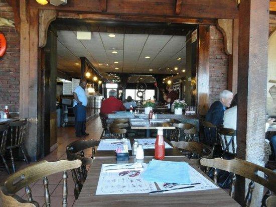 No Name Restaurant : Decor