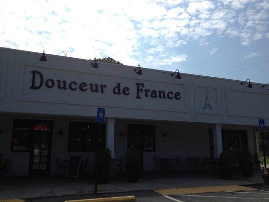Douceur de France: Such a cute little place