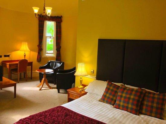 Cuillin Hills Hotel : Turret Room