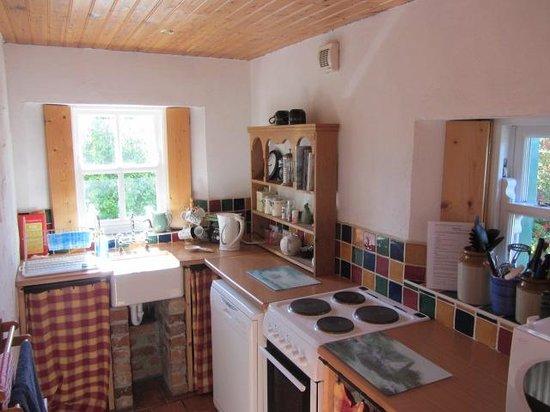 Rosevale Farm Cottages: Kitchen