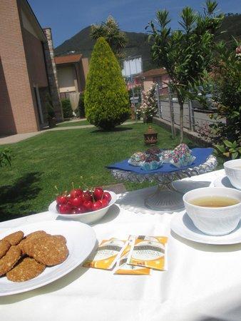 Bed And Breakfast Zia: in giardino
