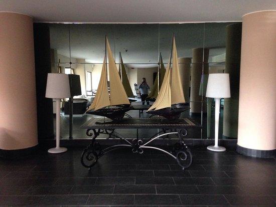 Falconara Charming House Resort & SPA: Particolare struttura