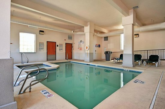 Comfort Inn - Midtown: Indoor Heated Pool and Spa