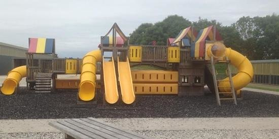 Playdale Farm Park: Loved this playground