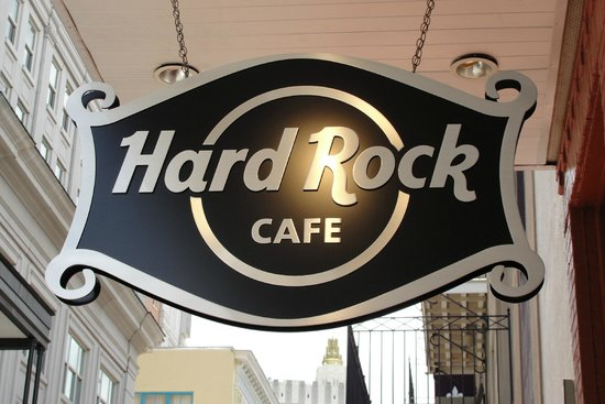 10 Years of Collecting Hard Rock Cafe T-Shirts