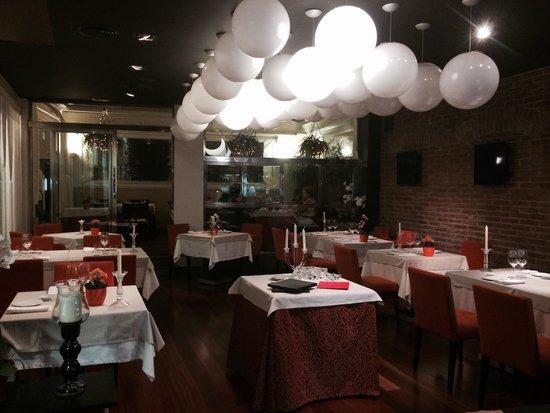 Sollun Restaurante - Pintada 23: Salón