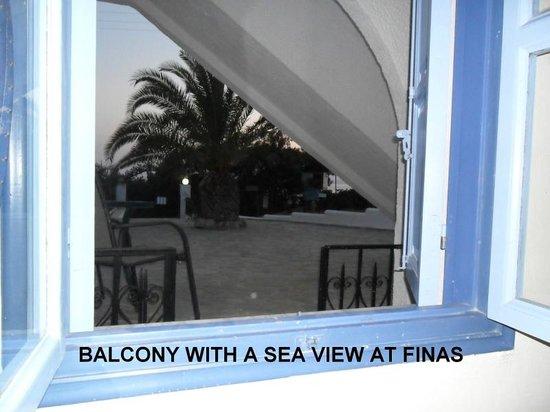 Finas Hotel Apartments Sea View At