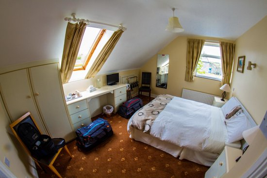 Sea Haven B&B: Double Room
