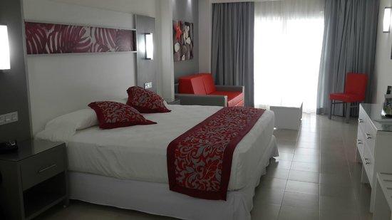 Hotel Riu Playa Blanca: Confortable!