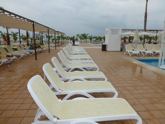Hotel Riu Playa Blanca: Muy bonito y limpio