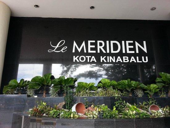 Le Meridien Kota Kinabalu: Le meridien KK