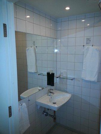 Zleep Hotel Billund: small sink