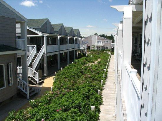海邊漫步飯店照片